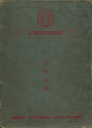 1948 Edition, Derry Township High School - L Histoire Yearbook (Yeagertown, PA)