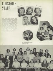 Page 10, 1952 Edition, Derry Township High School - L Histoire Yearbook (Yeagertown, PA) online yearbook collection