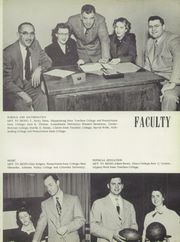 Page 13, 1952 Edition, Derry Township High School - L Histoire Yearbook (Yeagertown, PA) online yearbook collection