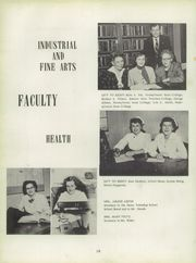 Page 14, 1952 Edition, Derry Township High School - L Histoire Yearbook (Yeagertown, PA) online yearbook collection
