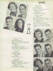 Page 17, 1952 Edition, Derry Township High School - L Histoire Yearbook (Yeagertown, PA) online yearbook collection