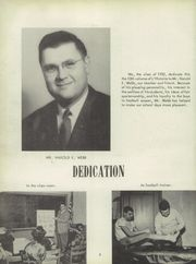 Page 6, 1952 Edition, Derry Township High School - L Histoire Yearbook (Yeagertown, PA) online yearbook collection
