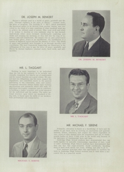 Page 15, 1941 Edition, Ambridge High School - Bridger Yearbook (Pittsburgh, PA) online yearbook collection