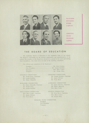 Page 16, 1941 Edition, Ambridge High School - Bridger Yearbook (Pittsburgh, PA) online yearbook collection