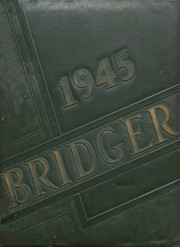 1945 Edition, Ambridge High School - Bridger Yearbook (Pittsburgh, PA)