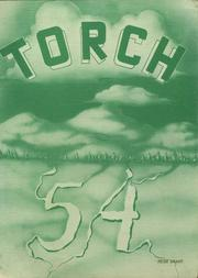 1954 Edition, Sugar Grove High School - Torch Yearbook (Sugar Grove, PA)