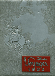 1953 Edition, Mount Joy High School - Voyager Yearbook (Mount Joy, PA)