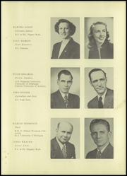 Page 13, 1947 Edition, Winfield High School - Atom Yearbook (Winfield Township, PA) online yearbook collection