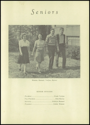 Page 15, 1947 Edition, Winfield High School - Atom Yearbook (Winfield Township, PA) online yearbook collection