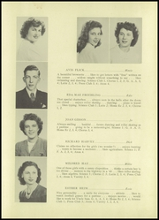 Page 17, 1947 Edition, Winfield High School - Atom Yearbook (Winfield Township, PA) online yearbook collection