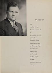 Page 7, 1941 Edition, Jonestown High School - Maroon and Gold Yearbook (Jonestown, PA) online yearbook collection