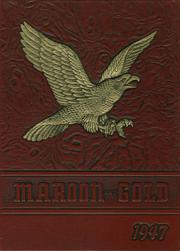 1947 Edition, Jonestown High School - Maroon and Gold Yearbook (Jonestown, PA)