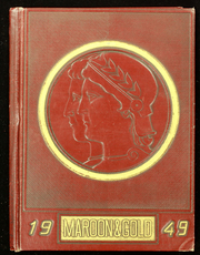 1949 Edition, Jonestown High School - Maroon and Gold Yearbook (Jonestown, PA)