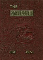 1951 Edition, Jonestown High School - Maroon and Gold Yearbook (Jonestown, PA)