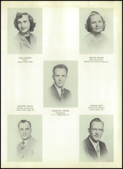 Page 13, 1953 Edition, Jonestown High School - Maroon and Gold Yearbook (Jonestown, PA) online yearbook collection
