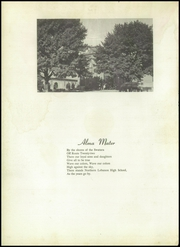 Page 6, 1953 Edition, Jonestown High School - Maroon and Gold Yearbook (Jonestown, PA) online yearbook collection