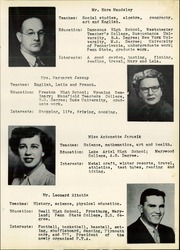 Page 15, 1950 Edition, Preston High School - Memories Yearbook (Lakewood, PA) online yearbook collection