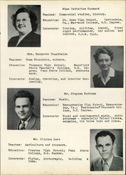 Page 17, 1950 Edition, Preston High School - Memories Yearbook (Lakewood, PA) online yearbook collection