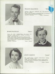 Page 12, 1958 Edition, Preston High School - Memories Yearbook (Lakewood, PA) online yearbook collection
