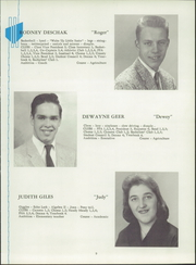 Page 13, 1958 Edition, Preston High School - Memories Yearbook (Lakewood, PA) online yearbook collection