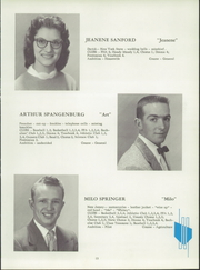 Page 17, 1958 Edition, Preston High School - Memories Yearbook (Lakewood, PA) online yearbook collection