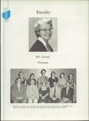 Page 9, 1958 Edition, Preston High School - Memories Yearbook (Lakewood, PA) online yearbook collection