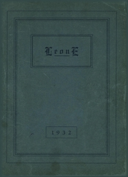 Page 1, 1932 Edition, St Jeromes High School - Leone Yearbook (Tamaqua, PA) online yearbook collection