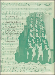 Page 7, 1950 Edition, St Jeromes High School - Leone Yearbook (Tamaqua, PA) online yearbook collection