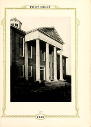 Page 17, 1930 Edition, Rutherford College - Foot Hills Yearbook (Rutherford College, NC) online yearbook collection