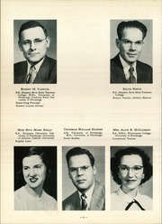 Page 10, 1952 Edition, Penn Township High School - Penn Yearbook (Butler, PA) online yearbook collection