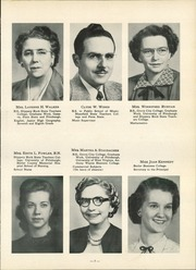 Page 11, 1952 Edition, Penn Township High School - Penn Yearbook (Butler, PA) online yearbook collection