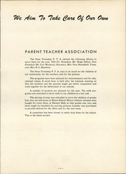 Page 13, 1952 Edition, Penn Township High School - Penn Yearbook (Butler, PA) online yearbook collection