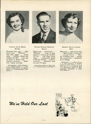 Page 15, 1952 Edition, Penn Township High School - Penn Yearbook (Butler, PA) online yearbook collection