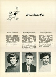 Page 16, 1952 Edition, Penn Township High School - Penn Yearbook (Butler, PA) online yearbook collection