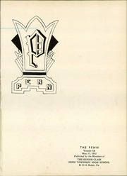 Page 5, 1952 Edition, Penn Township High School - Penn Yearbook (Butler, PA) online yearbook collection