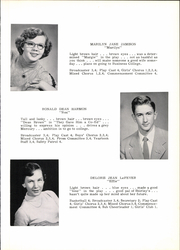 Page 11, 1954 Edition, Penn Township High School - Penn Yearbook (Butler, PA) online yearbook collection