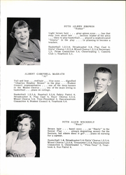 Page 12, 1954 Edition, Penn Township High School - Penn Yearbook (Butler, PA) online yearbook collection