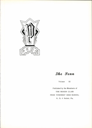 Page 4, 1954 Edition, Penn Township High School - Penn Yearbook (Butler, PA) online yearbook collection