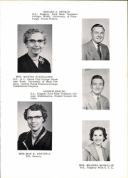 Page 7, 1954 Edition, Penn Township High School - Penn Yearbook (Butler, PA) online yearbook collection