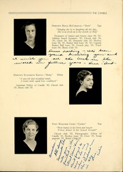 Page 15, 1935 Edition, Highland Hall School - Candle Yearbook (Hollidaysburg, PA) online yearbook collection