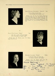 Page 16, 1935 Edition, Highland Hall School - Candle Yearbook (Hollidaysburg, PA) online yearbook collection