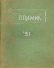 1951 Edition, Beaver Vocational High School - Brook Yearbook (Beaver Springs, PA)