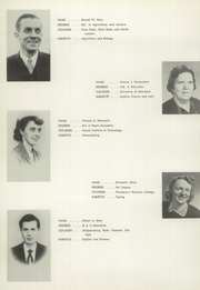 Page 14, 1951 Edition, New Freedom High School - Spartan Yearbook (New Freedom, PA) online yearbook collection