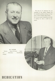 Page 8, 1951 Edition, New Freedom High School - Spartan Yearbook (New Freedom, PA) online yearbook collection