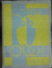 1935 Edition, Evening High School - Owl Yearbook (Reading, PA)