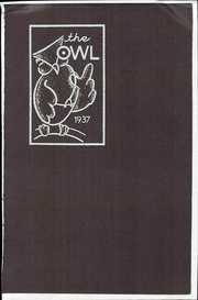 Page 1, 1937 Edition, Evening High School - Owl Yearbook (Reading, PA) online yearbook collection