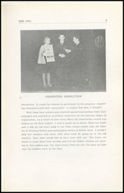 Page 15, 1941 Edition, Evening High School - Owl Yearbook (Reading, PA) online yearbook collection