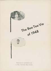 Page 7, 1948 Edition, Bell Township High School - Bee Tee Vie Yearbook (Salina, PA) online yearbook collection