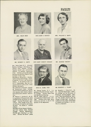 Page 13, 1952 Edition, Bell Township High School - Bee Tee Vie Yearbook (Salina, PA) online yearbook collection