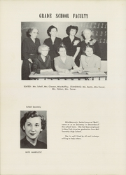Page 14, 1952 Edition, Bell Township High School - Bee Tee Vie Yearbook (Salina, PA) online yearbook collection